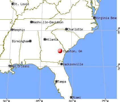 claxton-map
