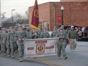Buford HS ROTC