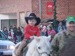 A little cowboy action. Pun intended.